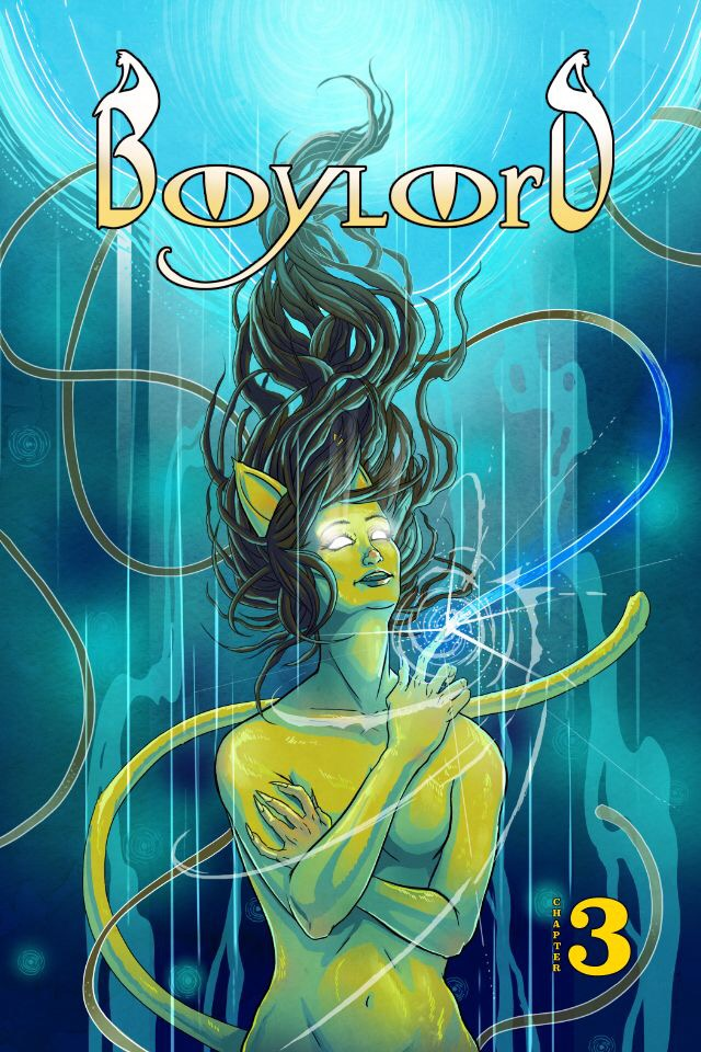 Boylord Issue 3 by Nathan Peabody and ManuelaSoriano