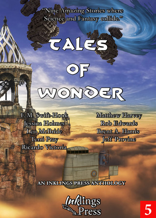 Tales of Wonder Anthology from Inklings Press Review