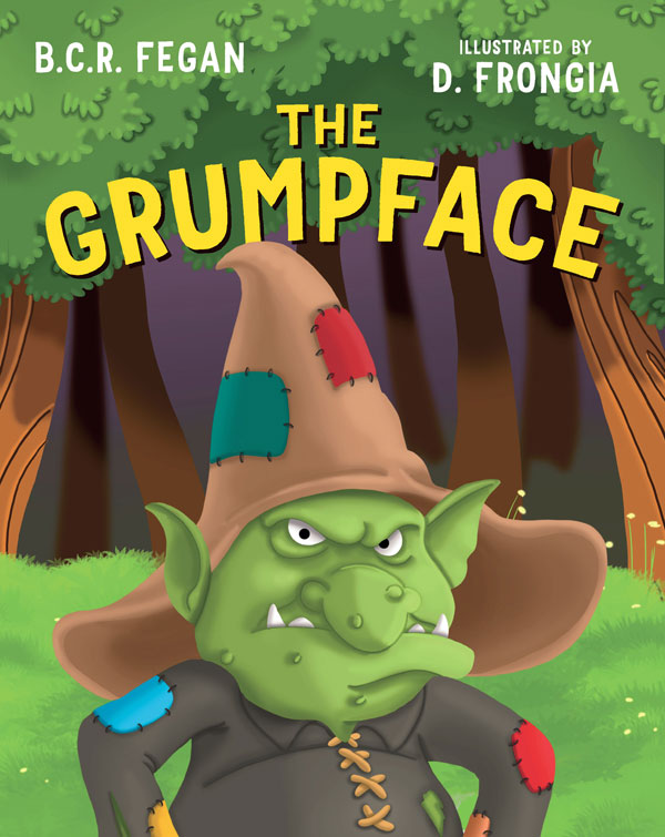 The Grumpface by B.C.R. FeganReview