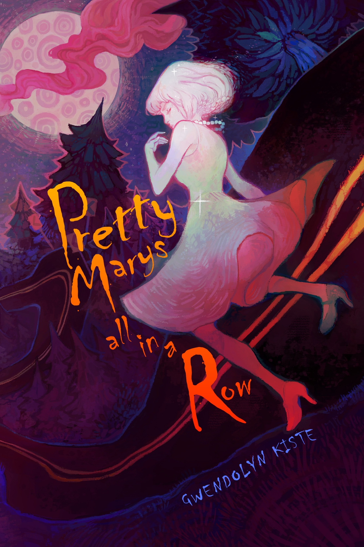 Pretty Marys All in a Row by Gwendolyn Kiste Review