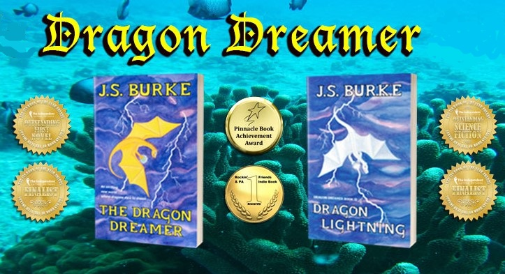 The Dragon Dreamer Series by J.S. Burke Promotion