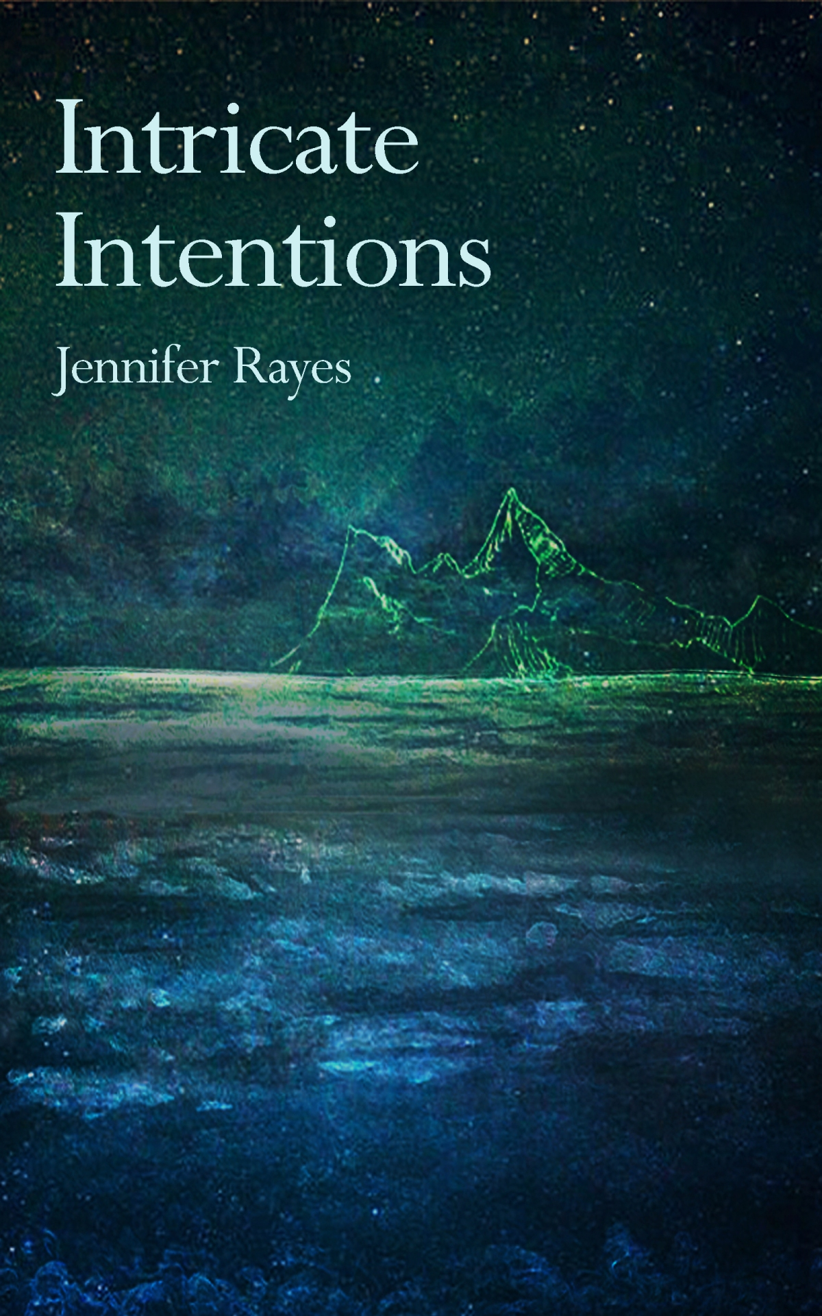 Interview with Author Jennifer Rayes