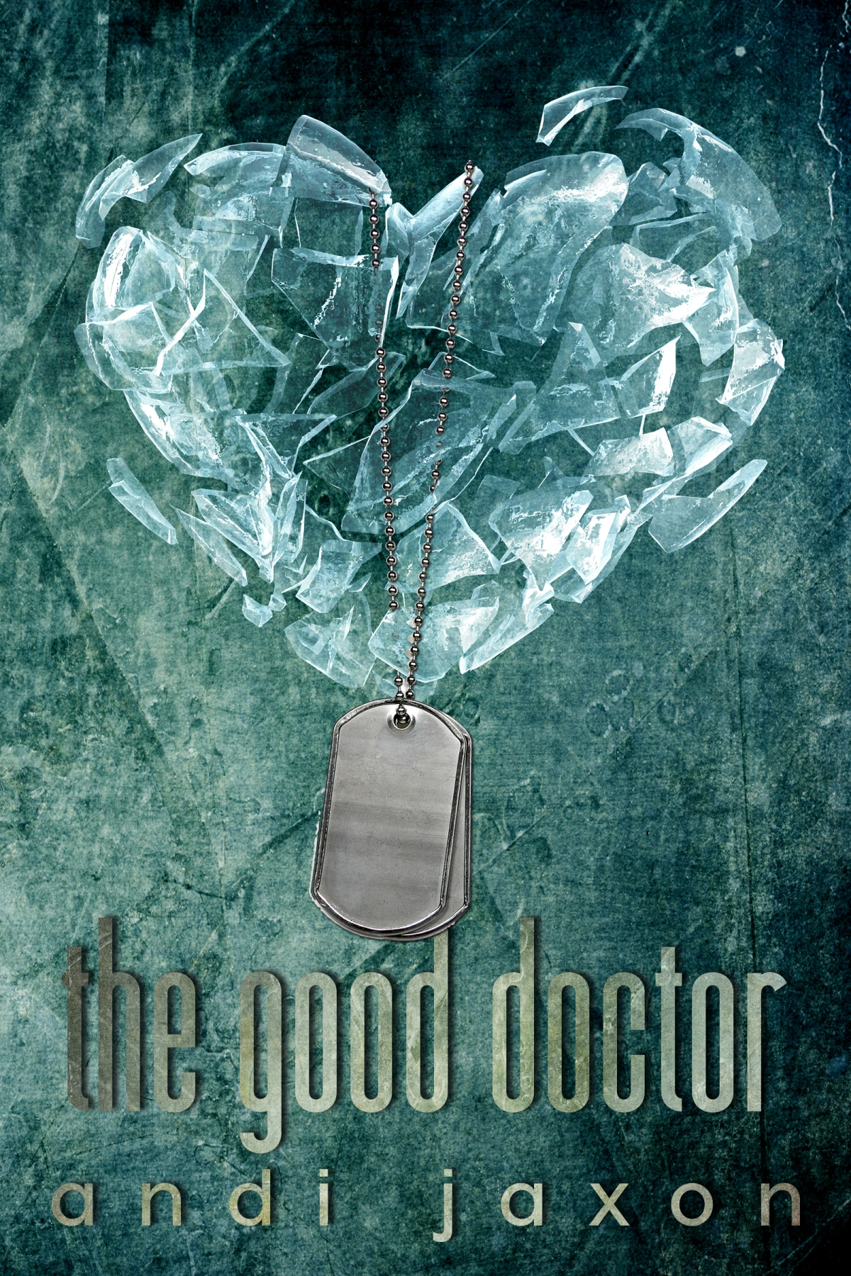 COVER REVEAL: THE GOOD DOCTOR BY ANDI JAXON