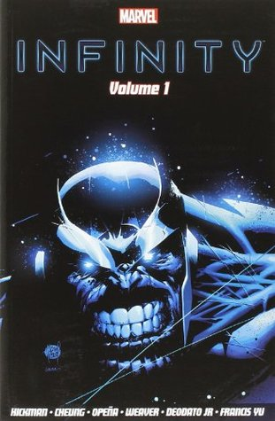 Infinity: Volume 1 by Jonathan Hickman Review