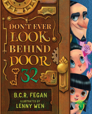 Don't Ever Look Behind Door 32 by BCR Fegan Review