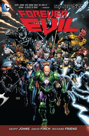Forever Evil (Justice League, Volume II) by Geoff Johns Review