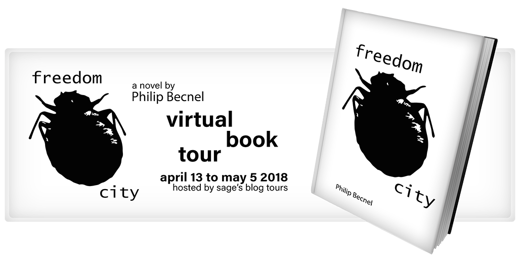 Blog Tour: Freedom City by PhilipBecnel