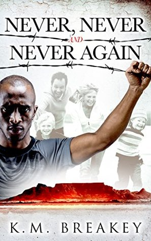 Never, Never and Never Again by K.M. Breakey