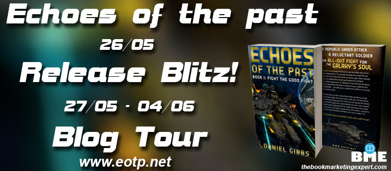 Fight the Good Fight (Echoes of the Past Book 1) Blog Tour