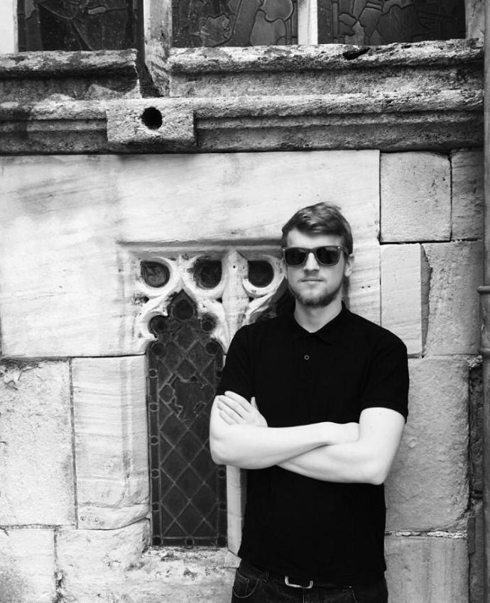 Interview with Author CasparVega