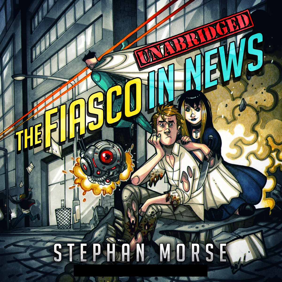 Interview with Author Stephan Morse