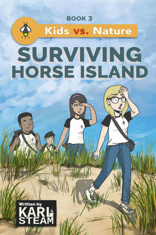 Surviving Horse Island (Kids vs. Nature, #3) by Karl SteamReview