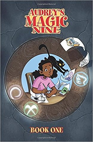Audrey's Magic Nine Book One: The Pencil and the Fuzzy by Michelle Wright, Courtney Huddleston (Illustrator), Tracy Bailey (Illustrator), Francesco Gerbino (Illustrator) Review