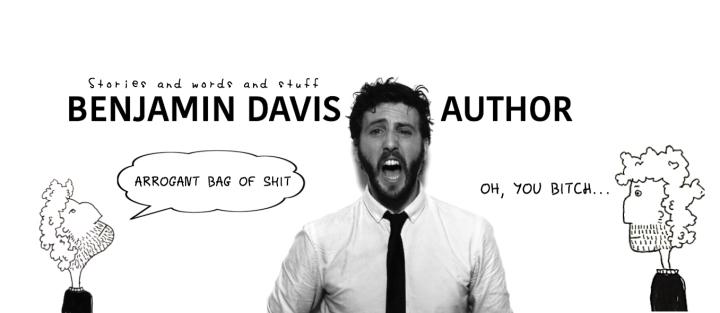 Author Interview with BenjaminDavis