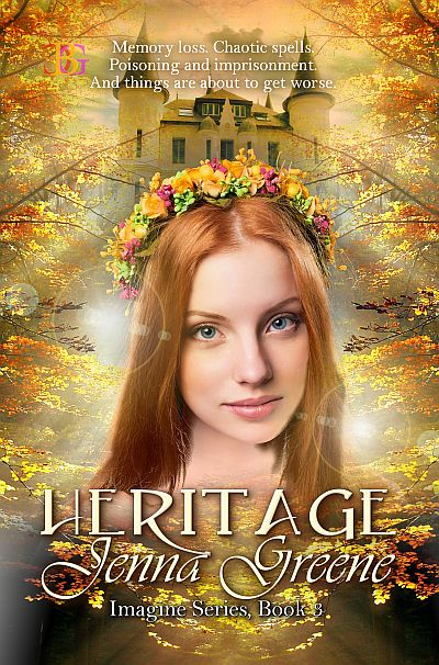 Heritage (Imagine #3) by Jenna Greene Review
