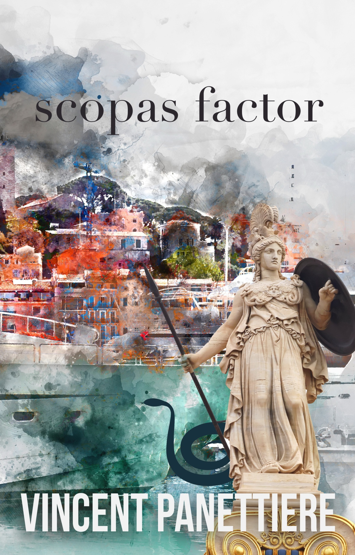 The Scopas Factor by Vincent Panettiere Review