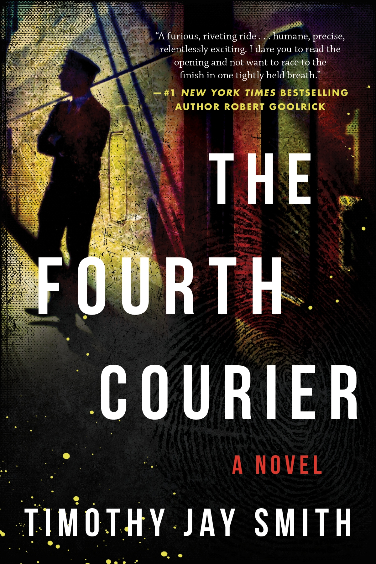 The Fourth Courier By Timothy Jay Smith Review