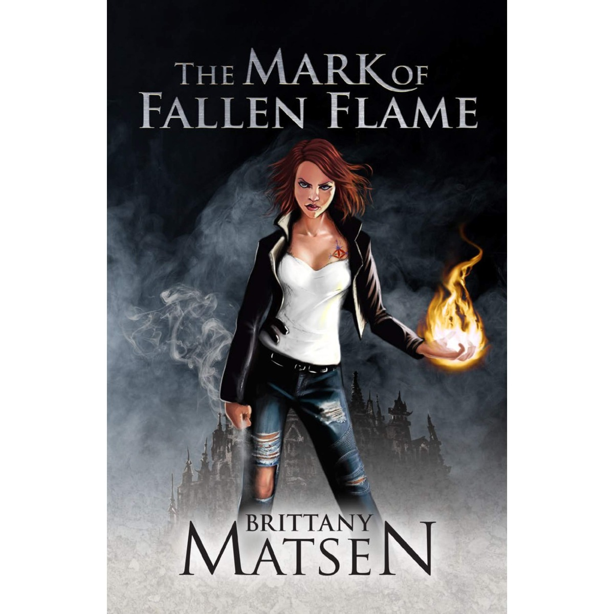 The Mark of Fallen Flame by Brittany Matsen Review