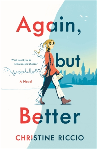 Again, But Better by Christine Riccio Review