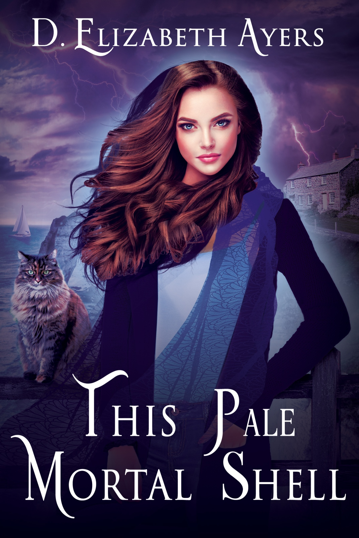 This Pale Mortal Shell by D. Elizabeth Ayers Review